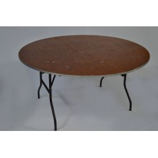 Banketttisch rund Ø 120 cm