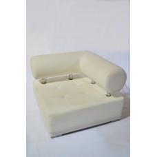 Lounge Corner, weiß